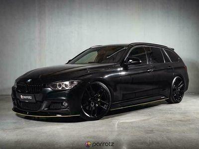 käytetty BMW 328 328 i F31 M-Sport *M-Performance putkisto / Sporttivaihdelaatikko /HiFi Speaker System*
