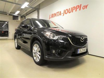 käytetty Mazda CX-5 2,0 SKYACTIV-G Touring Business 6MT 5d