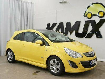 käytetty Opel Corsa 3-ov Color Edition 1,4 Twinport 74kW MT5