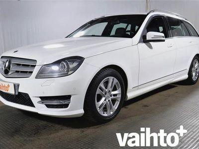 käytetty Mercedes C220 CDI BE T A Premium Business