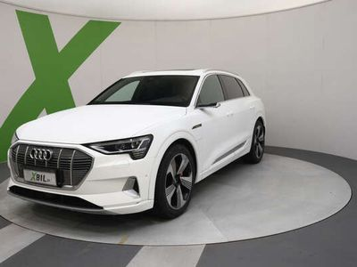 käytetty Audi E-Tron - 55 quattro Launch Edition Panorama 300kW