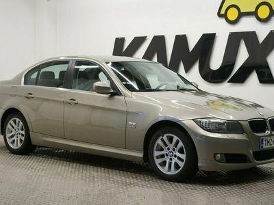 käytetty BMW 320 d xDrive A E90 Sedan Business Comfort ** Suomi-auto / Xenon / Cruise / Lohkolämmitin ja sisäpistoke