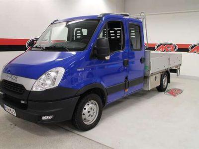 käytetty Iveco Daily Daily35S13 Avolava Pakettiauto 7henk.