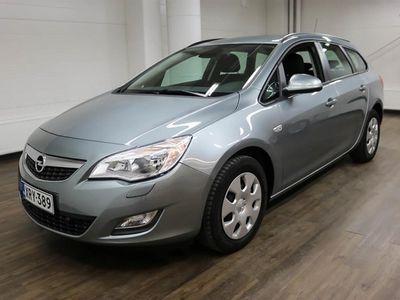 käytetty Opel Astra Sport Tourer Enjoy 1,6 85kW MT5 **** Korko 0,99% + min. 1500 EUR takuuhyvitys ****