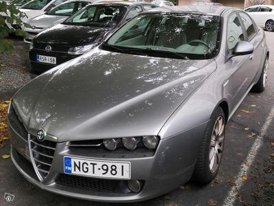 käytetty Alfa Romeo 159 2.4JTDm Berlina