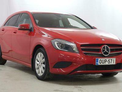 käytetty Mercedes A180 BE Premium Business (MY14)