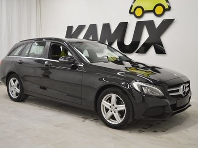 käytetty Mercedes C220 d 4Matic T A Premium Business