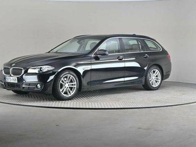 käytetty BMW 518 5 Serie F11 Touring d A Business -Lisälämmitin kaukosäädöllä-