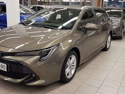 käytetty Toyota Corolla Touring Sports 1,2 T Turbo Edition