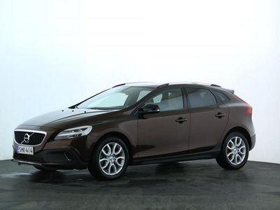 käytetty Volvo V40 CC T3 Edition 90 aut | - rahoitustarjous 1,3 % | -vaihtoautotakuu 30 kk veloituksetta