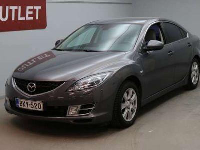 käytetty Mazda 6 Sedan 1,8 Elegance 5MT 4ov UB3 - Hetki sitten leimattu hyvä ajoauto