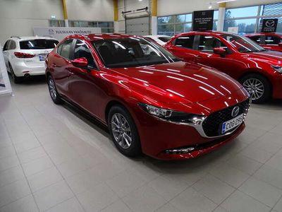 käytetty Mazda 3 Sedan 2,0 (180 hv) SKYACTIV-X Vision Plus AT KN2 Korko 0,9% (ei muita kuluja)
