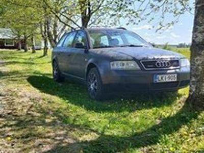 käytetty Audi A6 2.4-30 avant Quattro