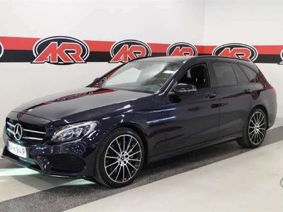 käytetty Mercedes C250 d T 4Matic A AMG Premium Edition
