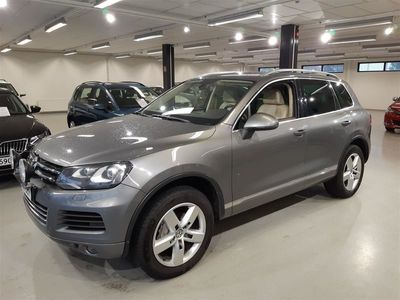 käytetty VW Touareg 3,0 V6 TDI 176 kW (240 hv) 4MOTION BlueMotion Technology Tiptronic-automaatti
