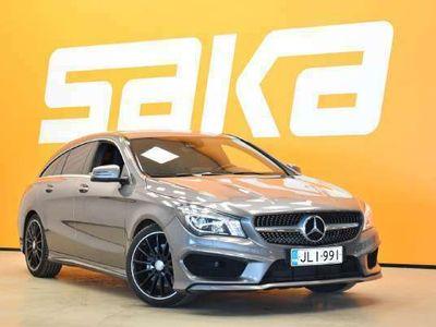 käytetty Mercedes CLA250 Shooting Brake 4Matic Sport A AMG-Styling AMG sisä/ulko /