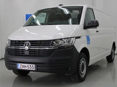 käytetty VW Transporter umpipa Pitkä 2,0 TDIKw 81 (MY21)