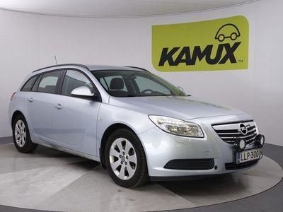 käytetty Opel Insignia Sports Tourer Pro 2,0 CDTI ecoFLEX / Lohkolämmitin / Pysäköintitutkat / Vakkari