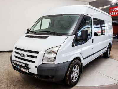 käytetty Ford Transit 300L 2,2TDCi 140 hv Perusmalli N1 Van FWD 4,36 Puolikorkea - 3+3