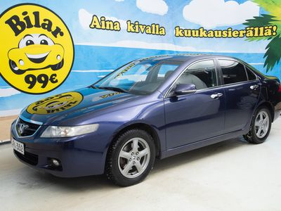 käytetty Honda Accord 2.4i Executive Business ** XENON / KATTOLUUKKU / VAKKARI YMS ** - *HULLUT AUTOMARKKINAT!!!*