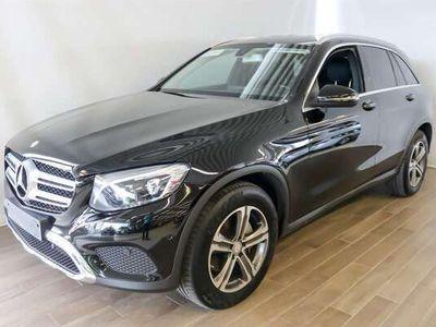 käytetty Mercedes GLC220 d 4Matic 9G-tronic ** Näyttävä Luxury paketilla yms. varusteltu ** **** LänsiAuto Safe -sopimus