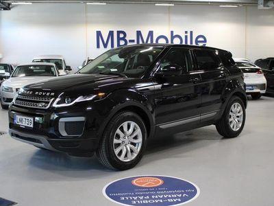 käytetty Land Rover Range Rover evoque Plus 2,0 TD4 150 Aut SE / Webasto / Navigaattori / Nahka / Kotiinkuljetus
