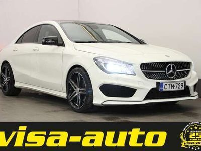 käytetty Mercedes CLA200 CDI 4Matic A Premium Business AMG Exclusive