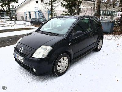 käytetty Citroën C2 1.4 VTR