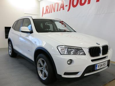 käytetty BMW X3 F25 xDrive20d TwinPower Turbo A Business Automatic