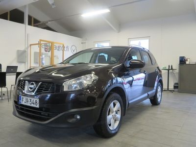 käytetty Nissan Qashqai +2 1,6L Acenta 2WD 5MT Connect MY10 - Korko 1,89%, rahoitus jopa ilman käsirahaa! Navigointi, P.kamera, ...