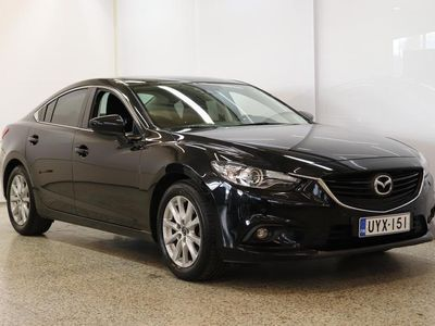 käytetty Mazda 6 Sedan 2,0 (165) SKYACTIV-G Premium Plus 6AT 4ov SC2