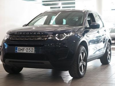 käytetty Land Rover Discovery Sport 2,0 TD4 150 SE Plus Aut