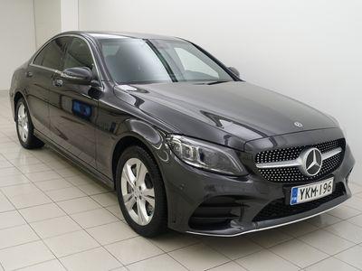 käytetty Mercedes C300 e 4Matic A Business AMG Edit EQ Powe
