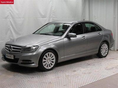 käytetty Mercedes C220 CDI BE-Edition A Premium Business Avantgarde