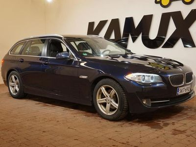 käytetty BMW 520 TwinPower Turbo A F11 Touring Business Automatic