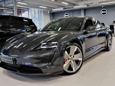 käytetty Porsche Taycan 4S 420 kW Burmester® High-End Surround Sound,Performace Battery Plus, InnoDrive, Nelipyöräohjaus