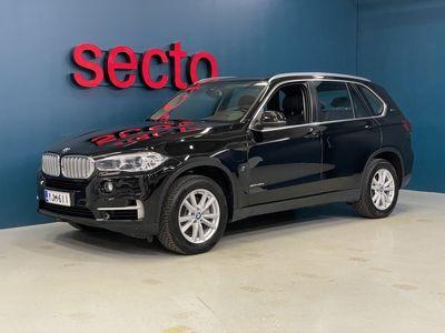 käytetty BMW X5 F15 xDrive40e A, Navigointi, Tutkat Edessä ja Takana - korkotarjous 0,9%
