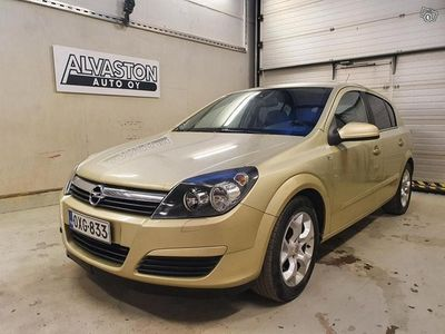 käytetty Opel Astra 1.7 CDTI Cosmo 5d. Ilmastoitu. 280tkm