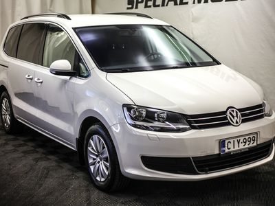 käytetty VW Sharan Comfortline 2,0 TDI 103 kW (140 hv) BlueMotion Technology DSG-automaatti 7- P