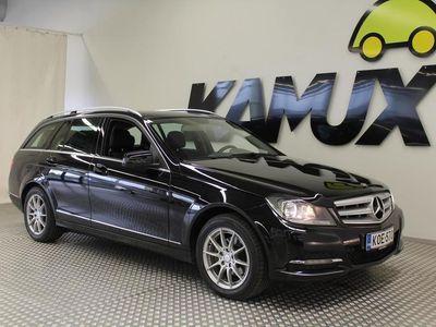 käytetty Mercedes C200 CDI Aut. / NAVI / KATTOLUUKKU / HIENOKUNTOINEN