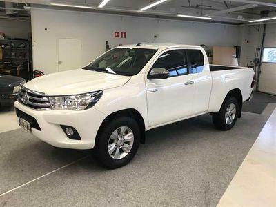 käytetty Toyota HiLux Extra Cab 2,4 D-4D 150 4WD Active