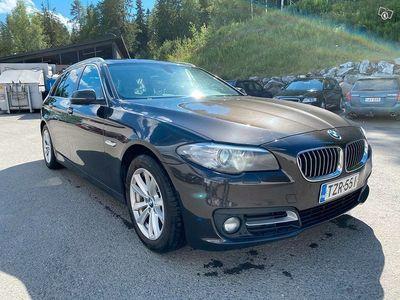 käytetty BMW 520 520 F11 Touring d A xDrive Business Exclusive*Nahkasisusta*Kuljettajan istuin muistilla*