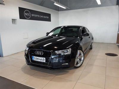 käytetty Audi A5 Sportback 2,0 TDI DPF 130 kW quattro S tronic**S-line**nahka-alcantra**hieno a5 coupe s-line**