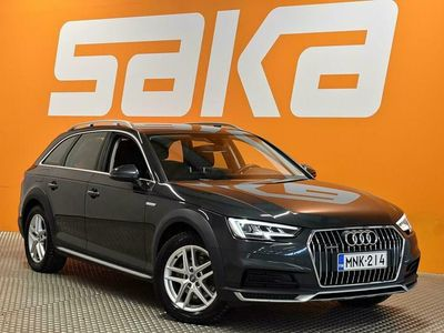 käytetty Audi A4 Allroad Business Comfort 2,0 TDI 120 kW quattro S tronic Eber / Matrix-LED /