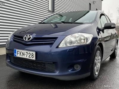 käytetty Toyota Auris