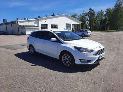 käytetty Ford Focus 1,0 EcoBoost 125 hv Start/Stop Trend M6 Wagon