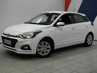 käytetty Hyundai i20 Hatchback 1,0 T-GDI 100 hv 7-DCT Fresh W