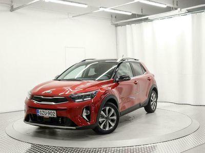 käytetty Kia Stonic 1,0 T-GDI Mild-Hybrid 120hv EX Design DCT+Premium Pack 0 %