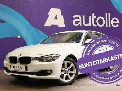 käytetty BMW 318 *KUNTOTARKASTETTU* TwinPower Turbo F31 Touring 105 kW Man. Tarkastettuna, Rahoituksella, Kotiin toim