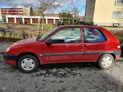 käytetty Citroën Saxo 1.1 -02 aj. 186tkm